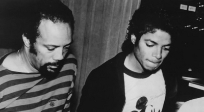 Quincy Jones ve Michael Jackson